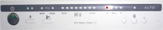 de l'eau dans une chaudière frisquet eco radio system et tradition